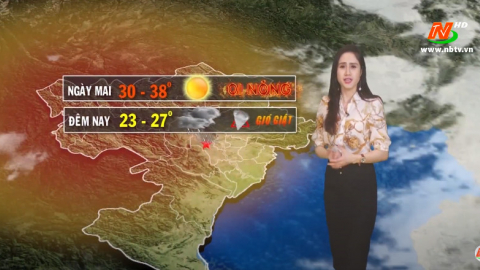 Bản tin Dự báo thời tiết mới nhất ngày - 02/06/2020