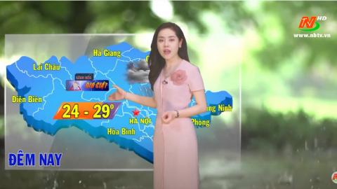 Bản tin Dự báo thời tiết mới nhất ngày - 03/06/2020
