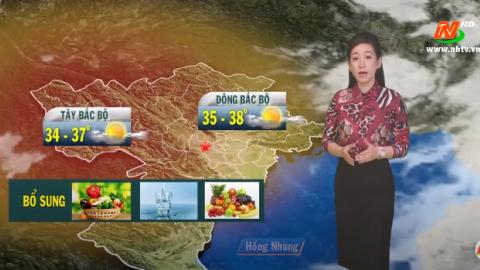 Bản tin Dự báo thời tiết mới nhất ngày - 04/06/2020