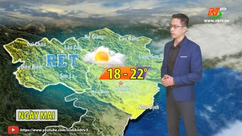 Bản tin Dự báo thời tiết mới nhất ngày - 04/12/2020