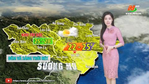 Bản tin Dự báo thời tiết mới nhất ngày - 05/03/2021