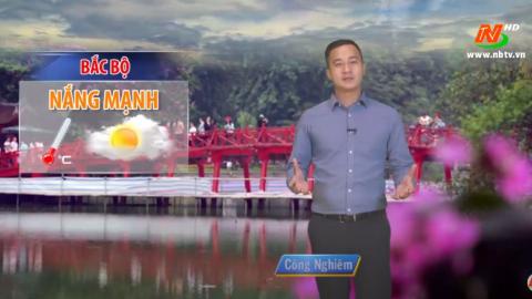Bản tin Dự báo thời tiết mới nhất ngày - 05/06/2020