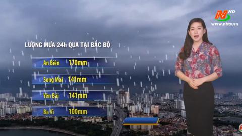 Bản tin Dự báo thời tiết mới nhất ngày - 05/08/2020