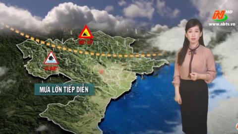 Bản tin Dự báo thời tiết mới nhất ngày - 08/09/2020
