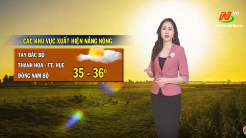 Bản tin Dự báo thời tiết mới nhất ngày - 09/03/2020