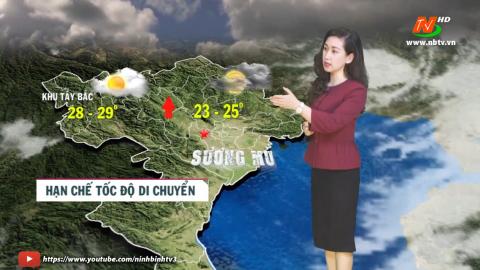 Bản tin Dự báo thời tiết mới nhất ngày - 09/03/2021