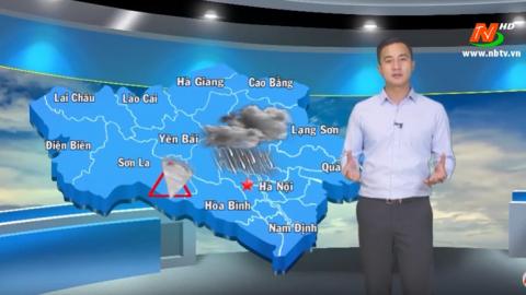Bản tin Dự báo thời tiết mới nhất ngày - 10/03/2020