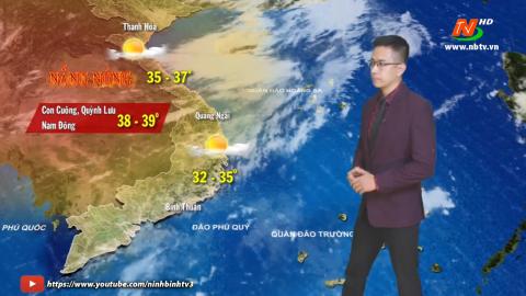 Bản tin Dự báo thời tiết mới nhất ngày - 10/5/2021