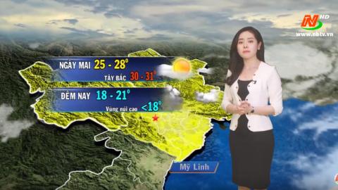 Bản tin Dự báo thời tiết mới nhất ngày - 12/03/2020