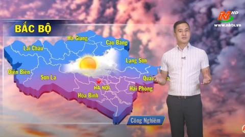 Bản tin Dự báo thời tiết mới nhất ngày - 12/05/2020