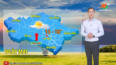 Bản tin Dự báo thời tiết mới nhất ngày - 13/01/2021