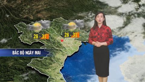 Bản tin Dự báo thời tiết mới nhất ngày - 13/05/2020