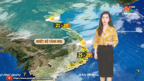 Bản tin Dự báo thời tiết mới nhất ngày - 14/01/2021