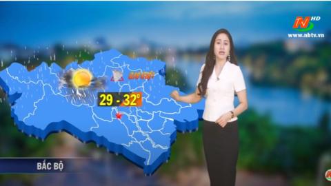 Bản tin Dự báo thời tiết mới nhất ngày - 14/09/2020