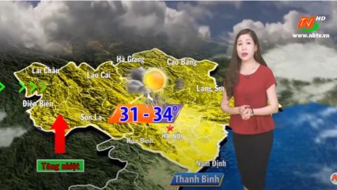 Bản tin Dự báo thời tiết mới nhất ngày - 15/09/2020