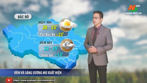 Bản tin Dự báo thời tiết mới nhất ngày - 16/01/2021
