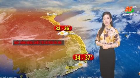 Bản tin Dự báo thời tiết mới nhất ngày - 16/06/2020