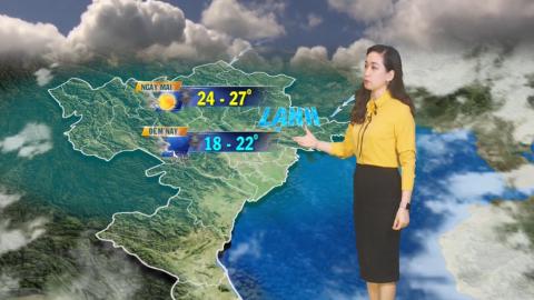 Bản tin Dự báo thời tiết mới nhất ngày - 17/10/2020