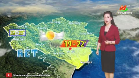 Bản tin Dự báo thời tiết mới nhất ngày - 18/02/2021