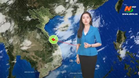 Bản tin Dự báo thời tiết mới nhất ngày - 18/09/2020