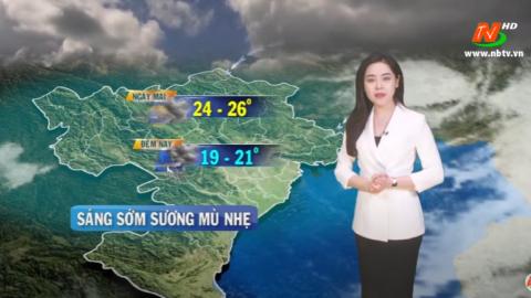 Bản tin Dự báo thời tiết mới nhất ngày - 18/10/2020