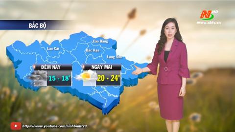 Bản tin Dự báo thời tiết mới nhất ngày - 19/02/2021