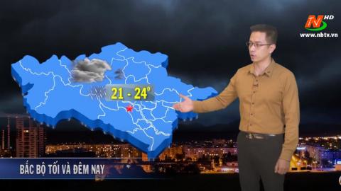 Bản tin Dự báo thời tiết mới nhất ngày - 19/05/2020