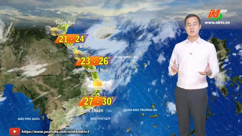 Bản tin Dự báo thời tiết mới nhất ngày - 20/01/2021