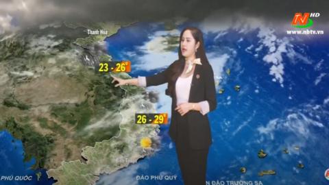 Bản tin Dự báo thời tiết mới nhất ngày - 20/10/2020