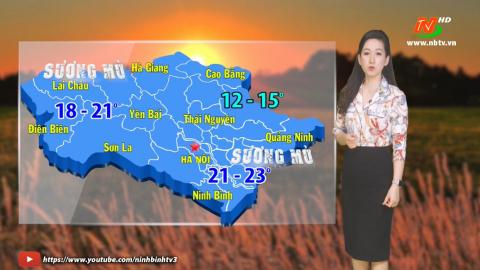 Bản tin Dự báo thời tiết mới nhất ngày - 20/11/2020