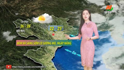 Bản tin Dự báo thời tiết mới nhất ngày - 21/02/2021