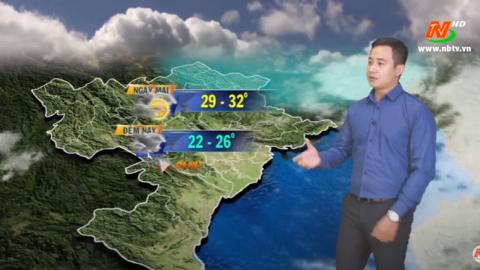 Bản tin Dự báo thời tiết mới nhất ngày - 21/09/2020