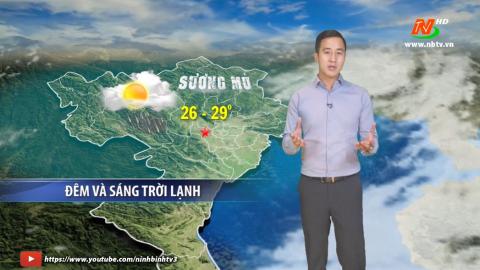 Bản tin Dự báo thời tiết mới nhất ngày - 21/11/2020