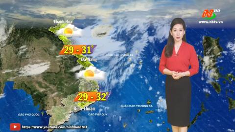 Bản tin Dự báo thời tiết mới nhất ngày - 22/11/2020