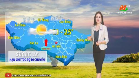 Bản tin Dự báo thời tiết mới nhất ngày - 23/01/2021