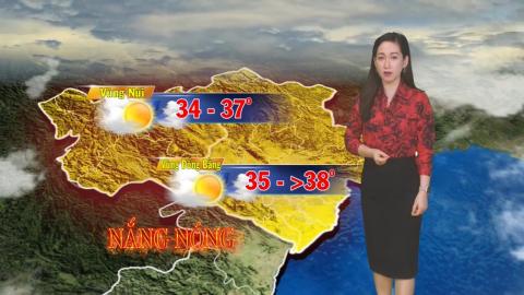 Bản tin Dự báo thời tiết mới nhất ngày - 23/06/2020