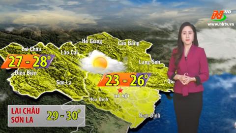 Bản tin Dự báo thời tiết mới nhất ngày - 24/11/2020