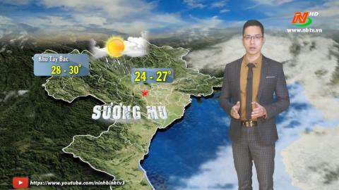 Bản tin Dự báo thời tiết mới nhất ngày - 25/02/2021