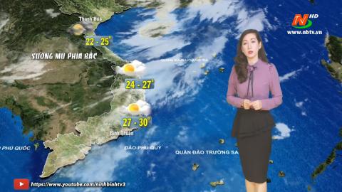 Bản tin Dự báo thời tiết mới nhất ngày - 26/01/2021