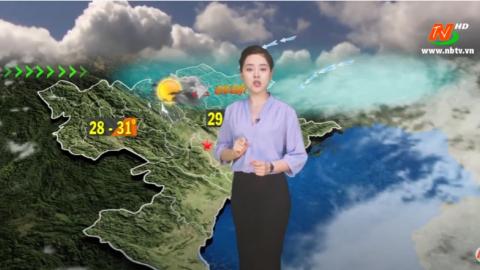 Bản tin Dự báo thời tiết mới nhất ngày - 26/09/2020