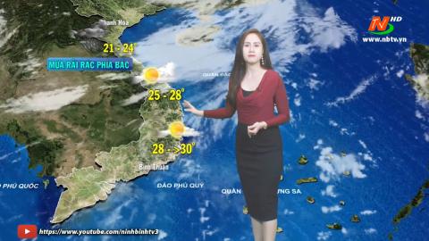 Bản tin Dự báo thời tiết mới nhất ngày - 27/02/2021