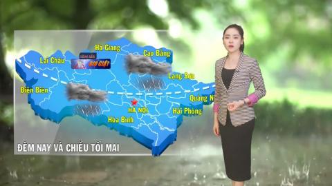 Bản tin Dự báo thời tiết mới nhất ngày - 28/05/2020