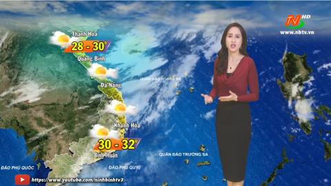 Bản tin Dự báo thời tiết mới nhất ngày - 29/02/2020