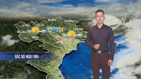 Bản tin Dự báo thời tiết mới nhất ngày - 29/05/2020