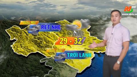 Bản tin Dự báo thời tiết mới nhất ngày - 29/09/2020