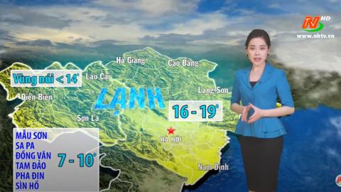 Bản tin Dự báo thời tiết mới nhất ngày - 29/11/2020