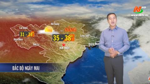 Bản tin Dự báo thời tiết mới nhất ngày - 30/06/2020