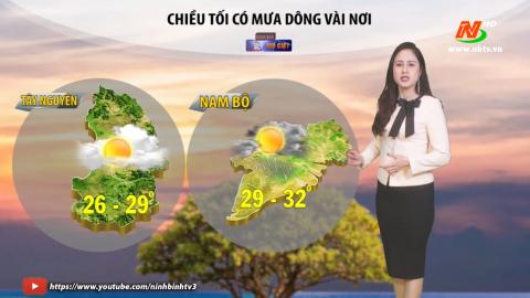 Bản tin Dự báo thời tiết mới nhất ngày - 31/10/2020