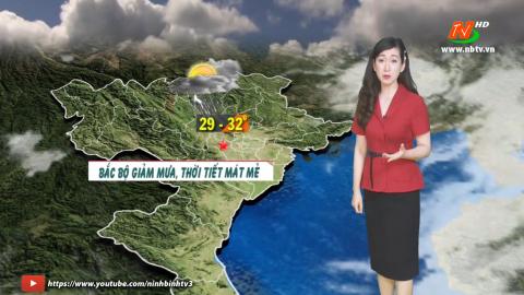 Bản tin Dự báo thời tiết mới nhất ngày - 6/5/2021