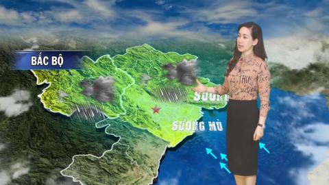 Bản tin thời tiết ngày 03/02/ 2020